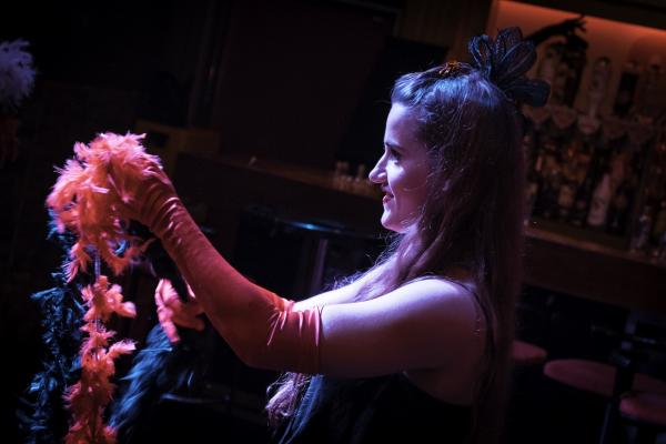 Burlesque Workshop in Aalst