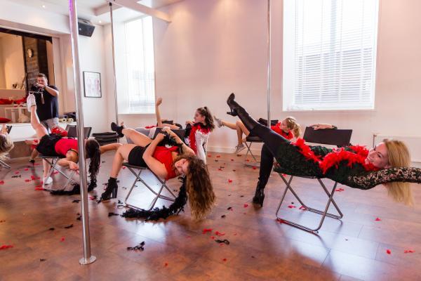 Burlesque Workshop in Aalst